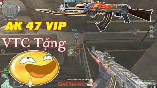 Bình Luận CF: VTC tặng AK-47 VIP Inferno Quẩy luôn