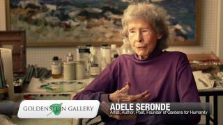 Goldenstein Gallery  Adele Seronde Artist Profile