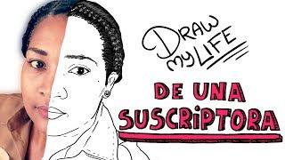Hacemos el draw my life de una suscriptora | tiktak draw