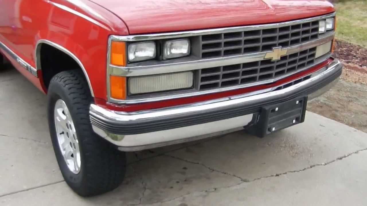 For Sale 1988 Chevrolet K2500