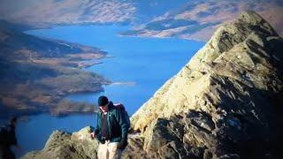 Scotland  ~~  Ben A'an &  The Trossachs