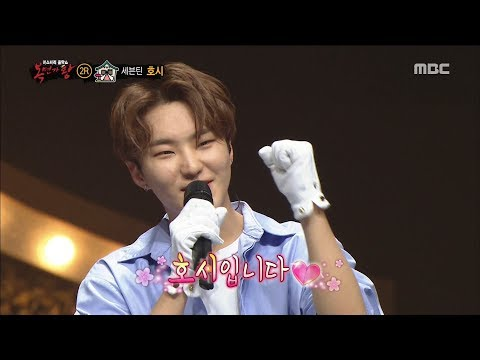 [King of masked singer] 복면가왕 - 'camping boy' Identity 20180520