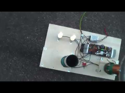 Selfrunning Free Energy Device - Akula 20 Watts High Voltage Model