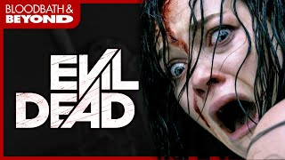 Evil Dead (2013) - Horror Movie Remake Review