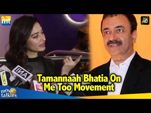 This Is How Tamannaah Bhatia Reacted On Rajkumar Hirani's #MeToo Controversy Mp3