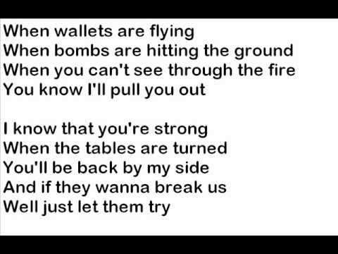 Gabriella Cilmi- Defender Lyrics
