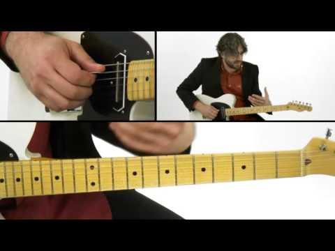 Country Rhythm Guitar Lesson - #26 Outlaw - Jason Loughlin