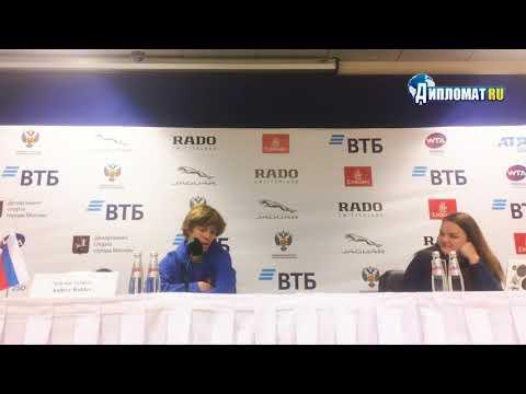 Андрей Рублев: «Не удивился, что Медведев снялся с «ВТБ Кубка Кремля»