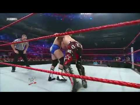 WWE Superstars 7/23/09 - Part 2/4 (HQ)