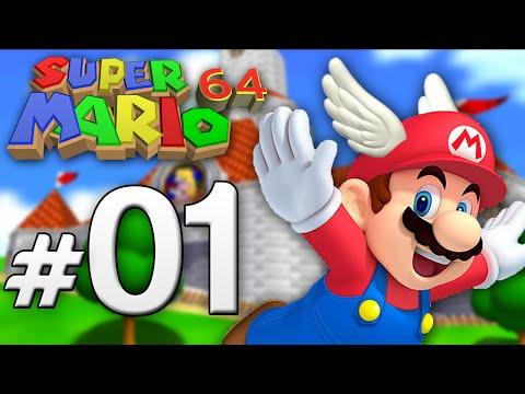 Super Mario 64: Episode 1