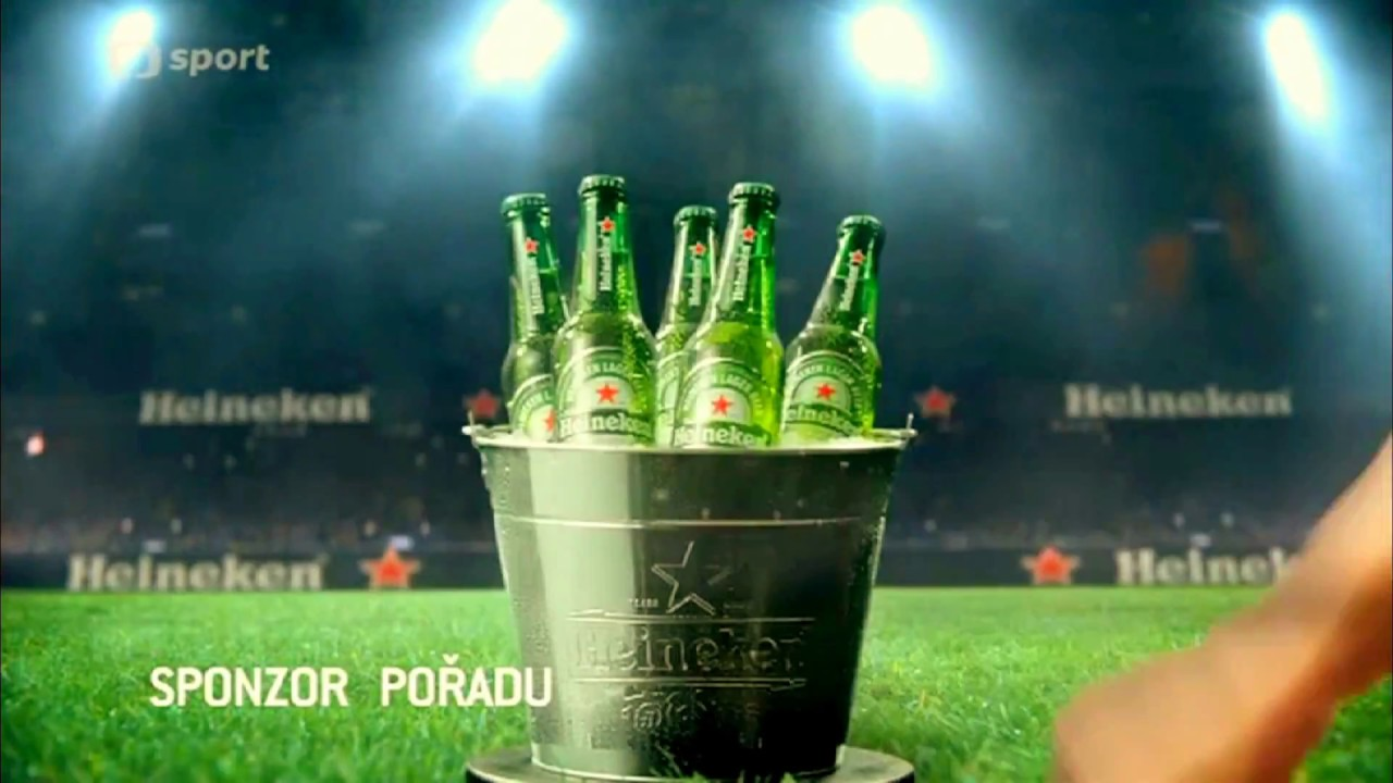 UEFA Champions League 2017 2018 Intervalo HD Heineken CZ 2