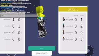 How to do the back flip in roblox kickoff