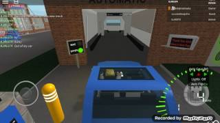 ROBLOX Car Wash #32: KWS Platinum At A Mobil Gas Station