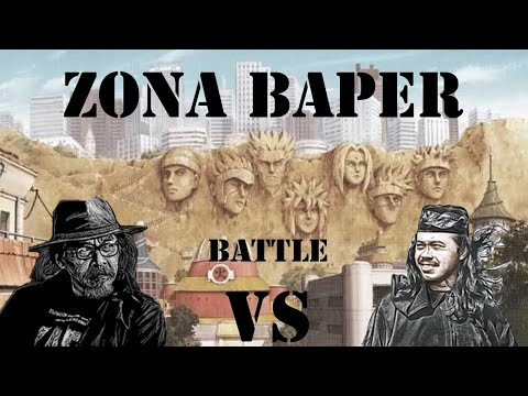 Download lagu baru Zona Baper : Battle Sujiwo Tejo VS Candra Malik - ZingLagu.Com