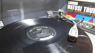 El Watusi - Claus Ogerman (Lp Mono 1965) vinyl