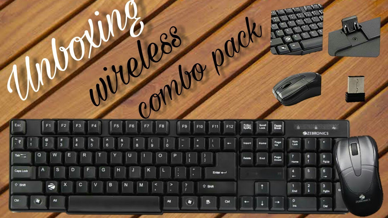 unboxing 39 zebronics companion 6 wireless keyboard and mouse combo 39 999 youtube. Black Bedroom Furniture Sets. Home Design Ideas