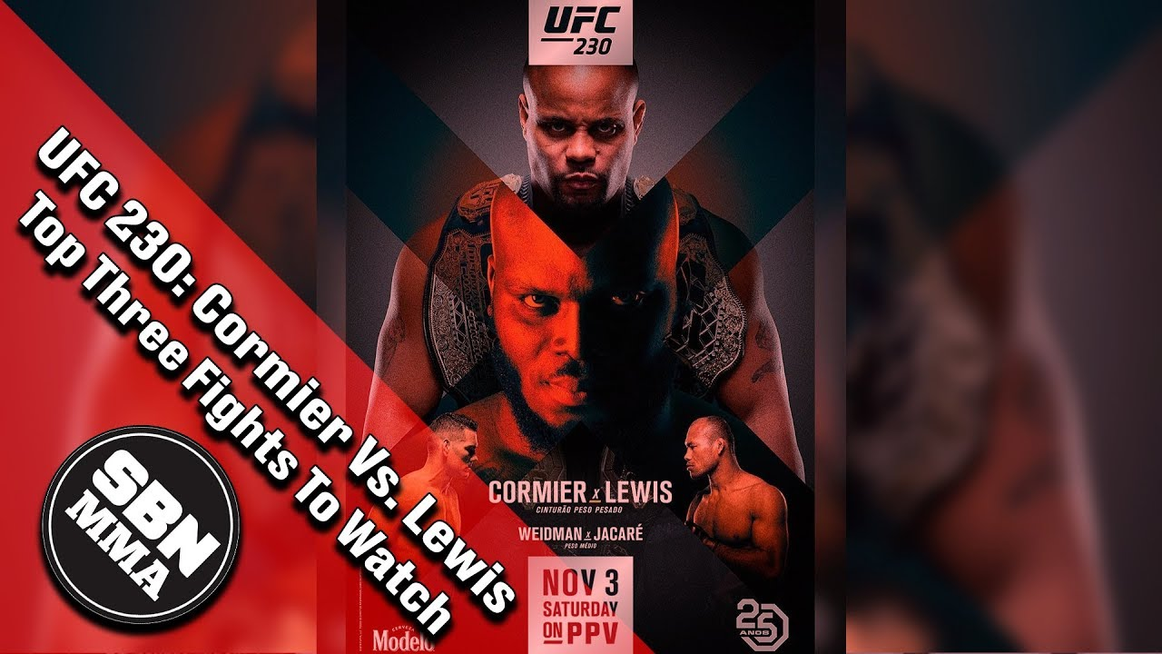 ufc-230-cormier-vs-lewis-top-3-fights-to-watch