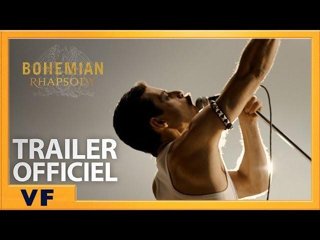 Bohemian Rhapsody | Nouvelle Bande-Annonce [Officielle] VF HD | 2018