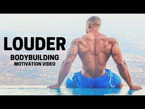 Bodybuilding Motivation Video - LOUDER | 2018