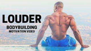 Cover images Bodybuilding Motivation Video - LOUDER | 2018