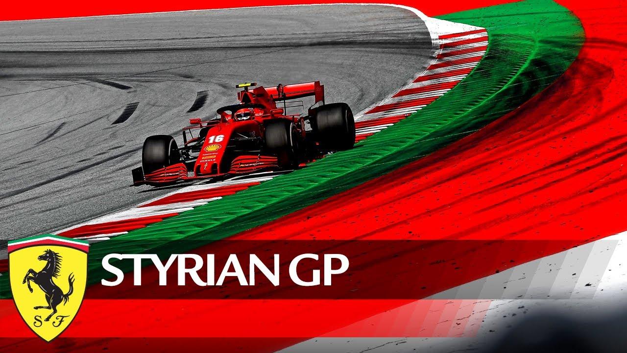 Download Styrian Grand Prix Preview - Scuderia Ferrari 2020
