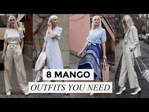 8 MANGO OUTFITS YOU NEED | Fashion & Style | Liv Judd
