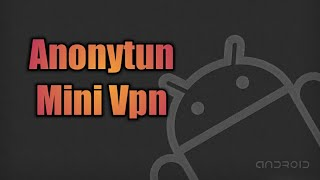 anonytun vpn settings for mtn zambia