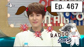 [RADIO STAR] 라디오스타 - Chen, acknowledge Ryeowook line?  20160224
