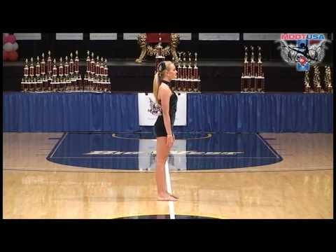 2013 Miss Dance Drill Team USA/International - Savannah Lancaster