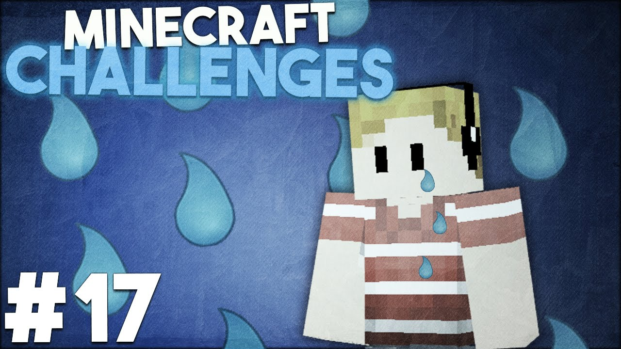 Minecraft Challenges #17 - DE ALLERLAATSTE! - Minecraft Challenges # 17 - THE VERY LAST!