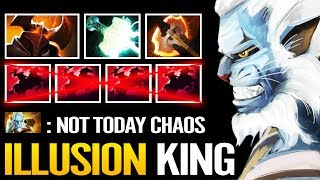[Phantom Lancer] Battle Fury Late Game - 200 IQ Build Counter Chaos Knight Dota 2