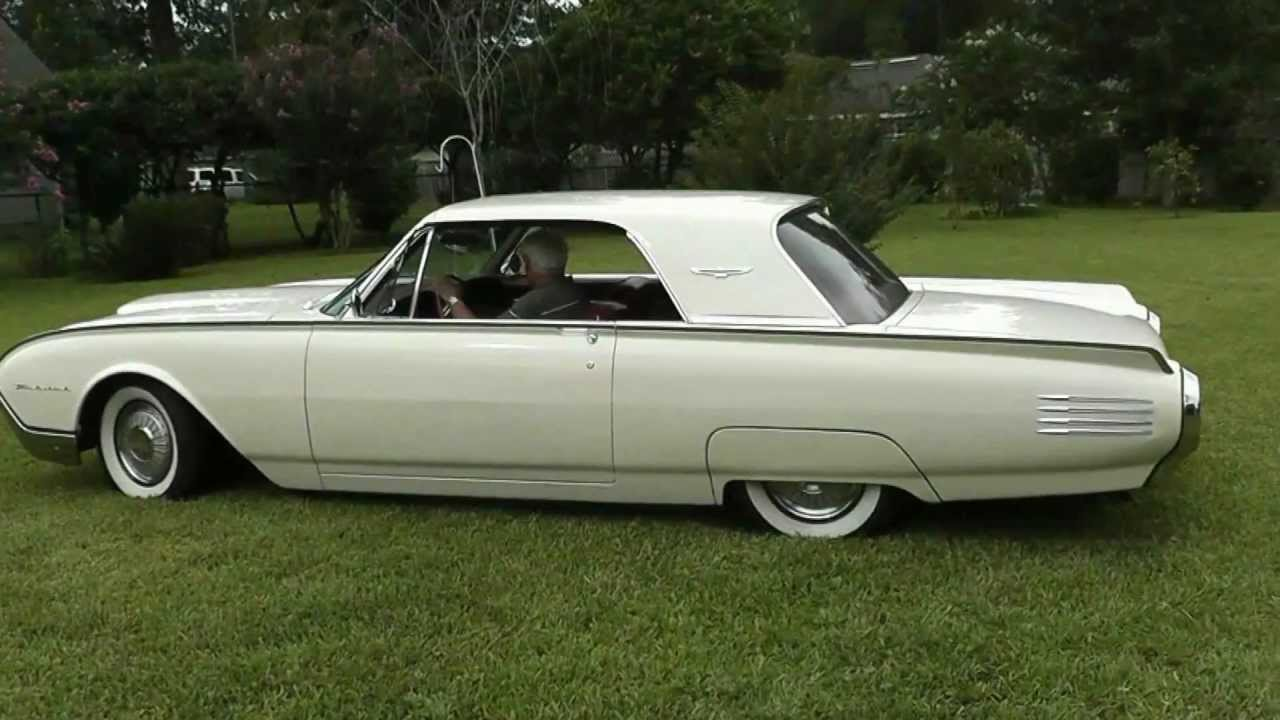 WATCH THIS VIDEO 1961 Ford Thunderbird