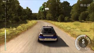 DiRT Rally - Peugeot 306 Maxi Gameplay (PC HD) [1080p]