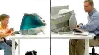Apple iMac G3 vs PC simplicity shootout
