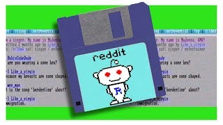 Reddit in the 1980s