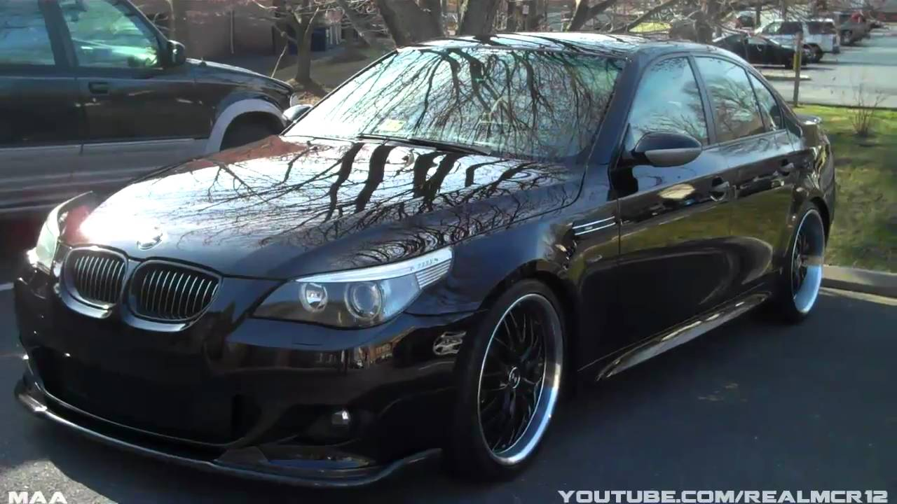 BMW With Fake Hamann Parts YouTube - 530 bmw