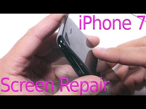 How to change an iphone 7 battery