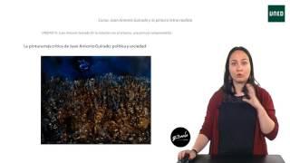 6. Juan Antonio Guirado III: La relación con el entorno
