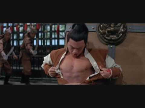 Ti Lung  Ku Feng fight