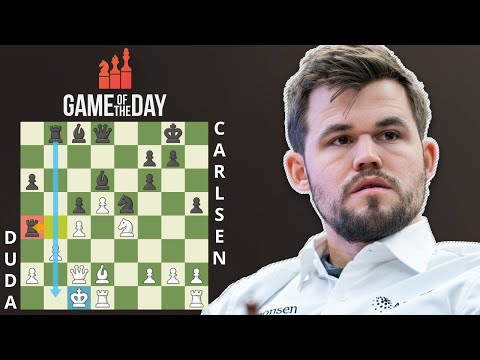 Magnus Carlsen Loses 1st Chess Game In 2 Years!