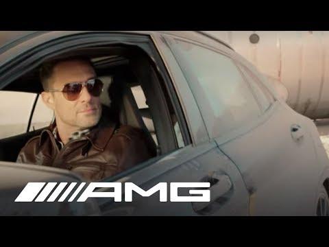 The Compact Cars of Mercedes-AMG: Mercedes-AMG GLA 45 & Richard Avalon