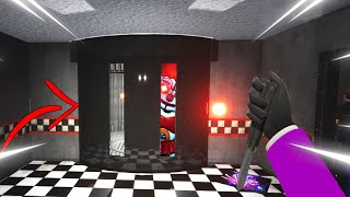 ABRO LA PIZZERIA DE FNAF 2 y Encuentro la ENTRADA A SISTER LOCATION 😱 | FNAF The Killer in Purple