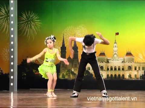 [Vietnam's Got Talent] Dance Sport - Michael Jackson - HQ