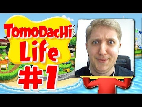Tomodachi Life - The Bachelor Pad - Part 1