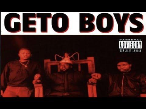 Geto Boys - 6 Feet Deep