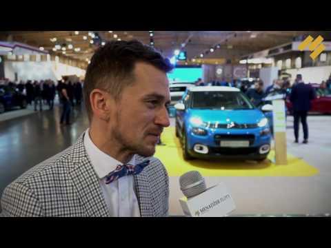 [Poznań Motor Show 2017] Tomasz Mucha o Citroenie C3 i marce DS Autmobiles