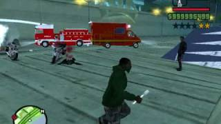 gta san andreas new homies with new weapons 2 mauser 98k mp40 stg 44