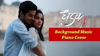 dhadak background music