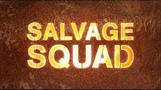salvage squad biber submarine