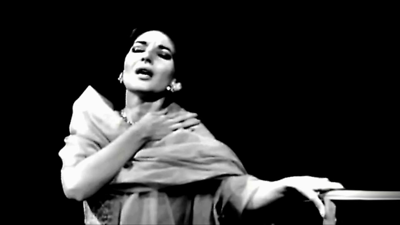 Maria callas casta diva vicenzo bellini norma youtube - Callas casta diva ...